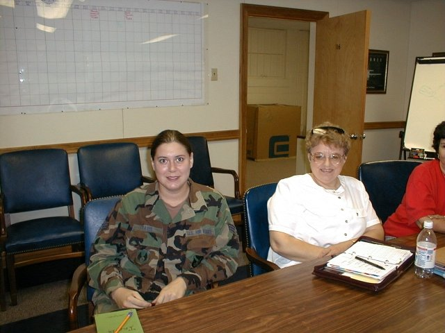 SRA Travis, Mary Lou C